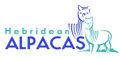 Logo of Hebridean Alpacas, Isle of Skye