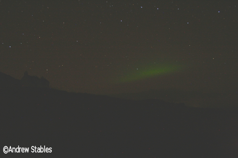 Aurora Borealis, Lower Milovaig. November 14th, 2012.